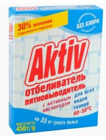 (74733) 174399 Aktiv - отбеливатель-пятновыводитель с активным кислородом 450 г