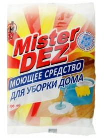 "(74763) 913 Mister Dez ""Моющее средство"" для уборки дома 300 г"