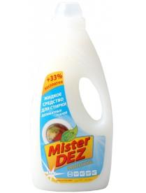 (74736) 931 Mister Dez PROFESSIONAL жидкое средство для стирки деликатных тканей 1 л