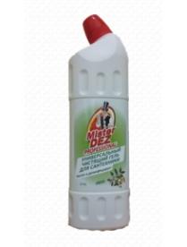 (74773) 853 Mister DEZ Professional моющее средство для сантехники 1 л