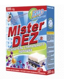 (74830) 273416 Mister Dez БИО + КИСЛОРОД усилитель стирального порошка 300г