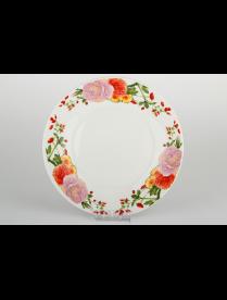 (75881) HJ1502 Тарелка десертная 20см круг Барбарис