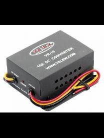 Конвертор 24>12VDC Yelew VR-15 (15 Ампер)