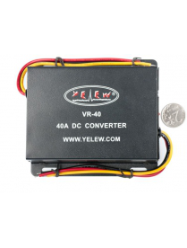 Конвертор 24>12VDC Yelew VR-40 (40 Ампер)