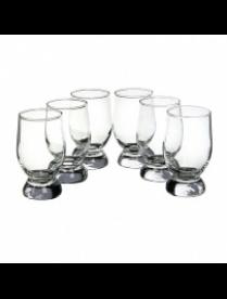 (063923) 42972Бор Набор стаканов Акватик 220мл 6шт для воды