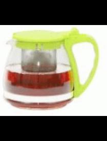 (76600) Заварочный чайник BONJART 700 мл., Жаропрочное стекло, метал. фильтр 3197