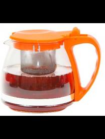 (76601) Заварочный чайник BONJART 700 мл., Жаропрочное стекло, метал. фильтр 3198
