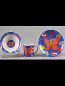 (76594) 3256 Набор посуды BONJART (3) предмета