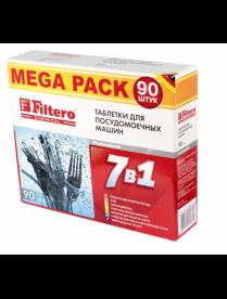 "Filtero Таблетки для ПММ ""7 в 1"" 90 шт."