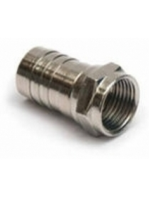 F-CONNECTOR 6.5mm