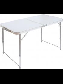 Стол ССТ-3 (пластик) складной металлик ССТ-3