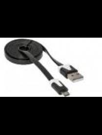 USB кабель USB08-03P USB2.0 AM-MicroBM, 1.0м DEFENDER 87475
