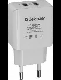 DEFENDER EPA-12 2 порта USB83530