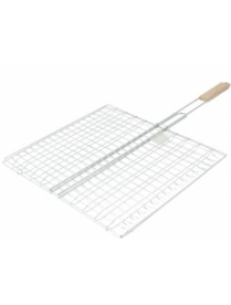 ROSENBERG JCH-300 решетка для барбекю, 76 x 45 x 2 см. Рабочая плоскость 50 x 39 см