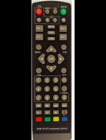 Пульт для ресиверов DVB-T2+TV