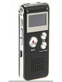 Диктофон цифровой Орбита DC-N28 (стерео, 8Gb)