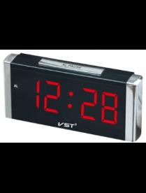 VST731-1 часы красные цифры