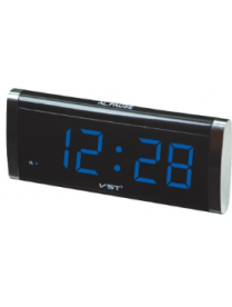 VST730-5 часы синие цифры