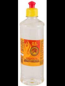 082116 Жидкость д/розжига 0,5л (парафиновая)