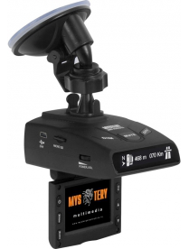 MYSTERY MRD-935HDVSG со встроенным видеорегистратором