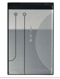 АКБ Аккумулятор BL-4C 1200 mAh (900mAh )