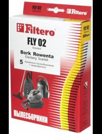 Пылесборник Filtero FLY 02 Standard