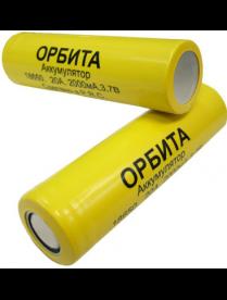Аккумулятор Орбита 18650 2000mA,20A