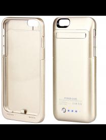 Аккумулятор-крышка для iPhone 6 (3500mAh).золот.20005904