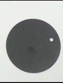 Perfeo-040 Самоклеящиеся металлические пластины для магнитного автодержатель 2 шт D=40