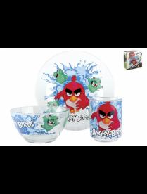 (79034) Набор посуды 1/3 Angry Birds 075952