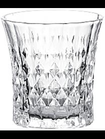 (79100) GB041008ZB Набор стаканов 200 мл 1/6 конус цвет.упак. рубин GB041008ZB/