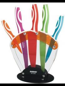 (79646) Ножи Bekker BK-8435 6пр.