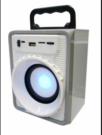 Портативная акустика с BLUETOOTH MP3 Орбита KTS-685