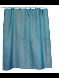 """461-056 Шторка для ванной 170х180см, 210гр однотонная хамелеон """"Синяя мечта"""" YС06"""