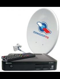 Спутниковый комплект GS-E501 Триколор Центр + радиоудлинитель LF-DX8