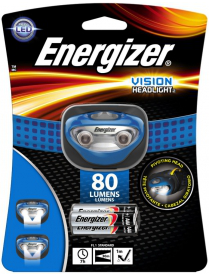 Energizer Headlight Vision + 3 ААА 270228