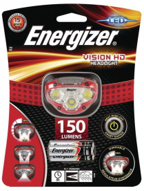 Energizer Hl Vision HD + with 3xААА 316377
