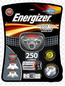 Energizer HL Vision HD Focus 3xААА 412802