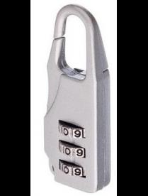 (79967) 468-042 Ермак Замок цифровой на блистере, металл, 3 цвета CR-07А
