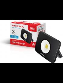 SUPRA SL-FL-10W/4000K/1 Прожектор светодиодный