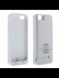 Аккумулятор-крышка для iPhone 5/5S (2200mAh) цвет белый 12923151