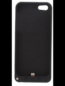 Аккумулятор-крышка для iPhone 5/5S (2200mAh) цвет черный 17493