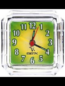 Будильник Б2-008 Зеленая классика