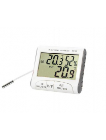 70-0515 Термогигрометр комнатно-уличный REXANT