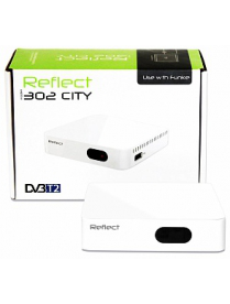 REFLECT 302 CITY Цифровой ТВ-тюнер DVB-T2