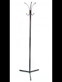 (76177) Вешалка-стойка металлическая 3-х рожковая разборная