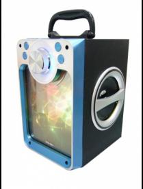 Портативная акустика с BLUETOOTH MP3 Орбита KTS-822