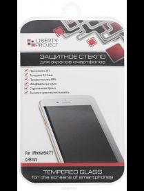 Защитное стекло Glass tempered 9н iphone 6/6s