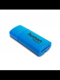 Картридер Human Friends Speed Rate Ribbon Blue