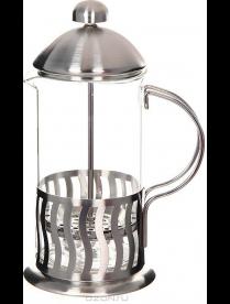 (82006) BJ03-F600 Френч-пресс 600 мл. нерж.сталь, матовая полировка